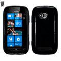 Flexishield Skin For Nokia Lumia 710 - Black