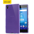 FlexiShield Sony Xperia Z5 Premium Case - Purple