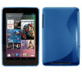 FlexiShield Wave Case for The Google Nexus 7 - Blue