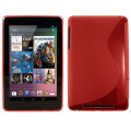 FlexiShield Wave Case for The Google Nexus 7 - Red