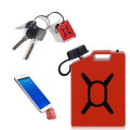 Fuel: The World's Smallest Smartphone Charger - Micro USB - Red