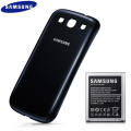 Genuine Samsung Extended Battery Kit for Galaxy S3 - 3000mAh - Black