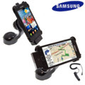 Genuine Samsung Galaxy S2 i9100 Vehicle Dock - ECS-V1A2BEGSTD
