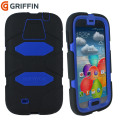 Griffin Survivor Case for Samsung Galaxy S4 - Blue / Black