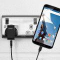 High Power Google Nexus 6 Charger - Mains