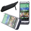 HTC One M8 Power Jacket Case 3200mAh - Black