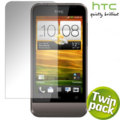 HTC SP P790 Screen Protector for One V - Twin Pack