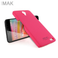 IMAK Alcatel One Touch Idol X Shell Case - Pink