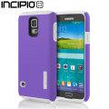 Incipio DualPro Case for Samsung Galaxy S5 - Purple / White