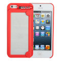 iPhone 5S / 5 Sketch Board Back Case - Red