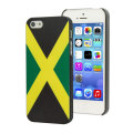 Jamaica Flag Design iPhone 5S / 5 Case