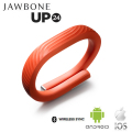 Jawbone UP24 Activity Tracking Bluetooth Wristband - Persimmon - Large