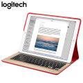 Logitech Create iPad Pro Backlit Keyboard Case - Red