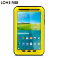 Love Mei Powerful Samsung Galaxy Tab S 8.4 Protective Case - Yellow