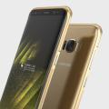 Luphie Blade Sword Samsung Galaxy S8 Aluminium Bumper Case - Gold