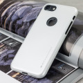 Mercury iJelly iPhone 7 Gel Case - Silver