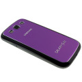 Metal Replacement Back for Samsung Galaxy S3 - Purple