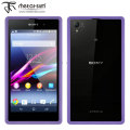 Metal-Slim Bumper Frame for Sony Xperia Z1 - Purple