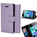 Metalix Book Apple iPhone 5C Case - Light Purple
