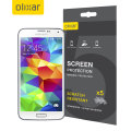 MFX Screen Protector 5-in-1 Pack - Samsung Galaxy S5