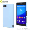 Muvit MFX Sony Xperia Z5 Compact Back Cover - Light Blue