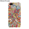 Nikki Pinder iPhone 5S / 5 Hard Case - Optical Vinyl Dream