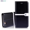 Nillkin Ice iPhone 6S / 6 Leather-Style Stand Case - Black