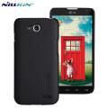 Nillkin Super Frosted LG L90 Dual SIM Shield Case - Black