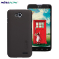 Nillkin Super Frosted LG L90 Shield Case - Brown