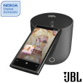 Nokia JBL Playup Portable Wireless Speaker - MD-51WBK - Black