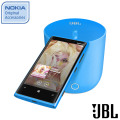Nokia JBL Playup Portable Wireless Speaker - MD-51WCY - Cyan