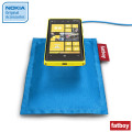 Nokia Lumia 820 / 920 Wireless Charging Fatboy Pillow DT-901CY - Cyan
