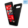 Nokia Original Lumia 820 Wireless Charging Shell CC-3041BK - Black