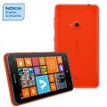 Nokia Shell Lumia 625 - Orange - CC-3071
