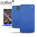 Noreve Tradition Leather Case for Samsung Galaxy Note 3 - Blue