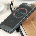 Official HTC 10 Ice View Case - Black