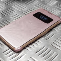 Official LG G5 Mesh Folio Quick Cover Case - Pink