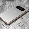 Official LG G5 Mesh Folio Quick Cover Case - Silver