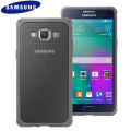 Official Samsung Galaxy A5 2015 Protective Cover Plus Case - Brown