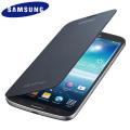 Official Samsung Galaxy Mega 6.3 Flip Case Cover - Black