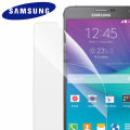 Official Samsung Galaxy Note 4 Screen Protector