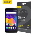 Olixar Alcatel Idol 3 5.5 Screen Protector 2-in-1 Pack