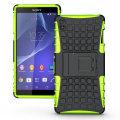 Olixar ArmourDillo Sony Xperia Z3 Protective Case - Green