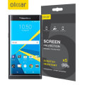Olixar BlackBerry Priv Screen Protector 5-in-1 Pack