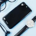 Olixar FlexiShield HTC Desire 530 / 630 Gel Case - Solid Black