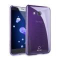 Olixar FlexiShield HTC U11 Gel Case - Purple