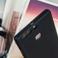 Olixar FlexiShield Huawei P9 Plus Gel Case - Solid Black
