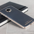 Olixar FlexiShield Motorola Moto Z Gel Case - 100% Clear