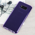 Olixar FlexiShield Samsung Galaxy S8 Gel Case - Orchid Grey