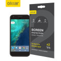 Olixar Google Pixel Screen Protector 2-in-1 Pack